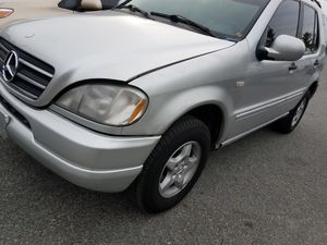 2000 mercedes ml320 parts for Sale in Laurel, MD