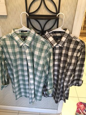 4b6e6e209 Express men s buttons downs (Large) for Sale in Staten Island