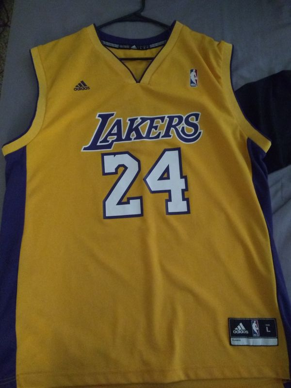 f402d80a275 NBA basketball jersey Kobe Lakers for Sale in Longmont