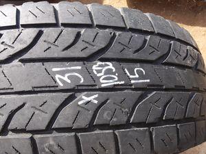 Photo 31x10.50 15 one good truck tire