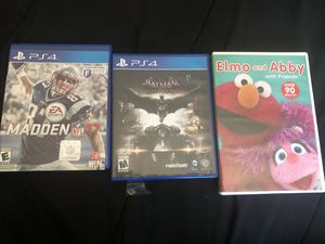 Video Games / Movie for Sale in Baltimore, MD