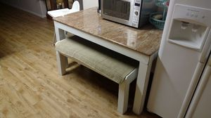 Old style county granite table for Sale in Denver, CO