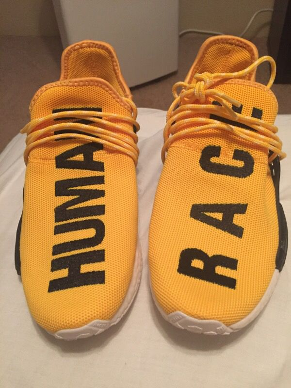 406db26b625c8 Adidas NMD pharrell human race size 8.5 for Sale in Houston