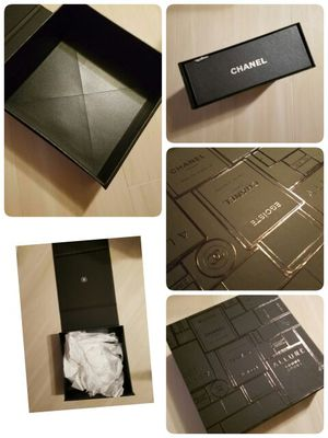 Chanel Black box for Sale in Seattle, WA
