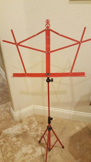 Music sheet stand Pro Tec for Sale in Lake Mary, FL