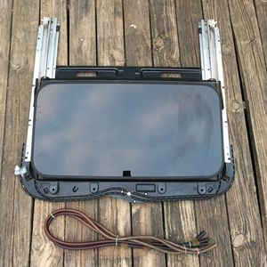 Infiniti/Nissan G35 Complete Sunroof Assembly w/Rubber Drain hoses for Sale in Houston, TX