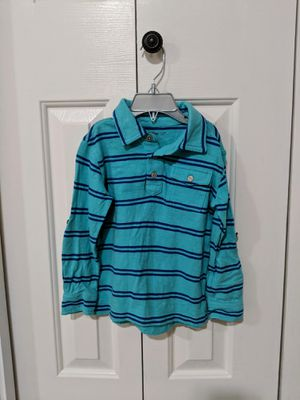 Boys long sleeve/ roll tab shirt by babyGap, Size 3 years for Sale in Sterling, VA