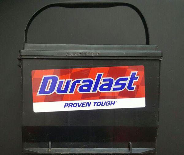 Duralast 75S-DL 12v Car Battery New 12/16 for Sale in Chandler, AZ - OfferUp