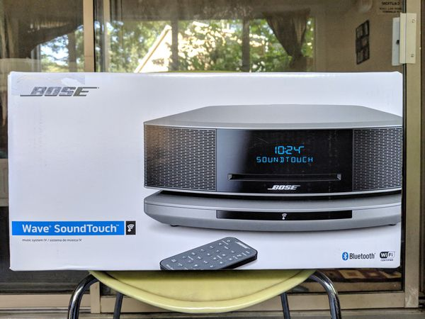 Wave SoundTouch music system IV Audio Music system