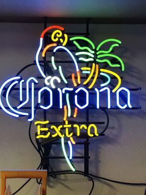 Corona neón sign for Sale in Kingsburg, CA