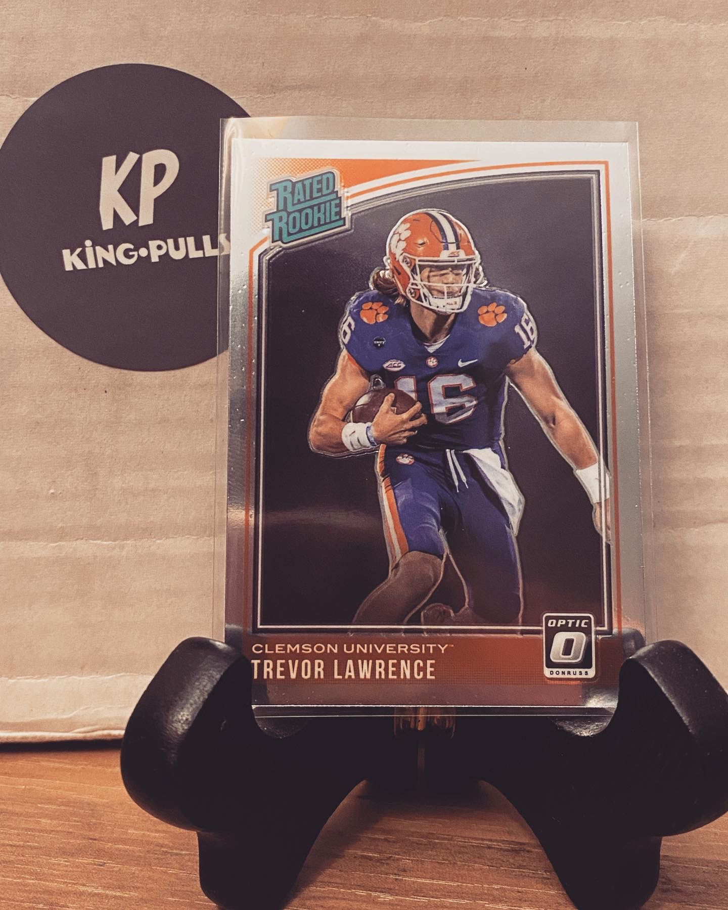 Trevor Lawrence Rated Rookie Optic *Mint