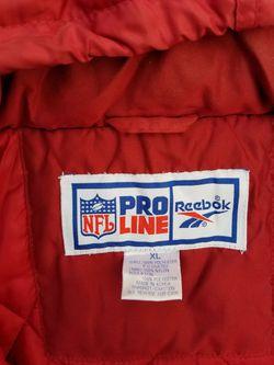 Vintage reebok 49ers jacket Thumbnail