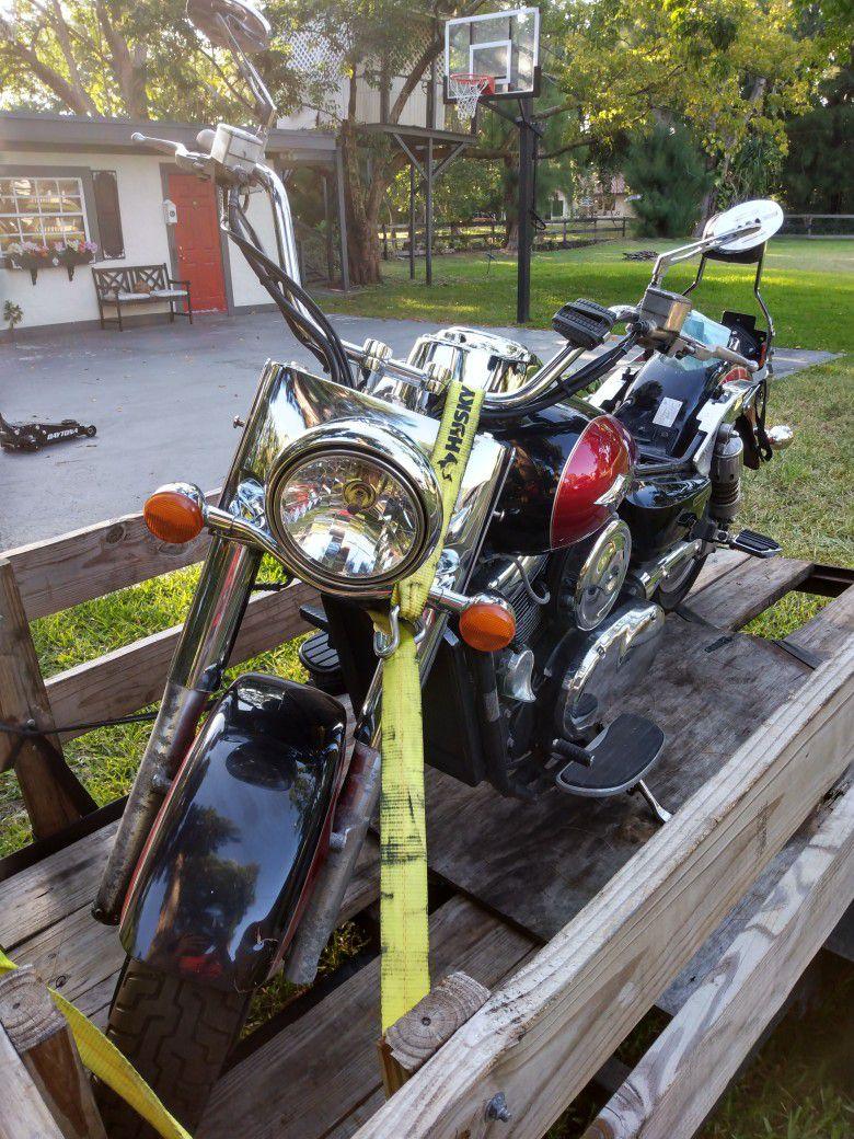 Photo 2006 Kawasaki Vulcan 1500 Parts For Sale Part Out