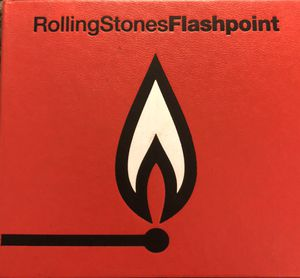ROLLING STONES 2 CD DIGIPAK FLASHPOINT & COLLECTIBLES for Sale in Herndon, VA