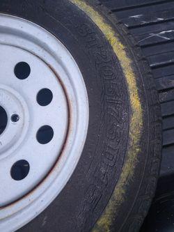 Trailer Tires ST 205/75D15 Thumbnail