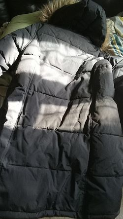 ****Canada goose black coat worn once***** x large Thumbnail