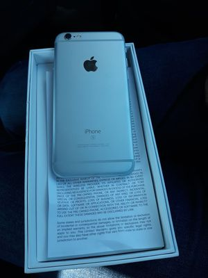 iPhone 6s 16gb for Sale in Houston, TX