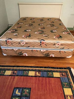 Queen Bed and Frame for Sale in Falls Church, VA