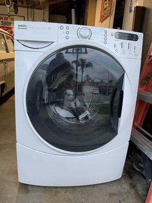 Photo Kenmore Elite washer