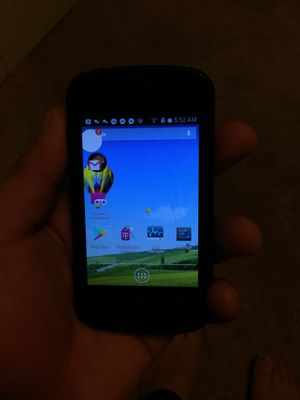ZTE android phone for Sale in Takoma Park, MD