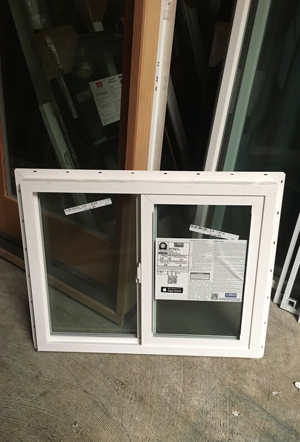 Brand New Vinyl Dual Paned Windows For Sale In San Diego
