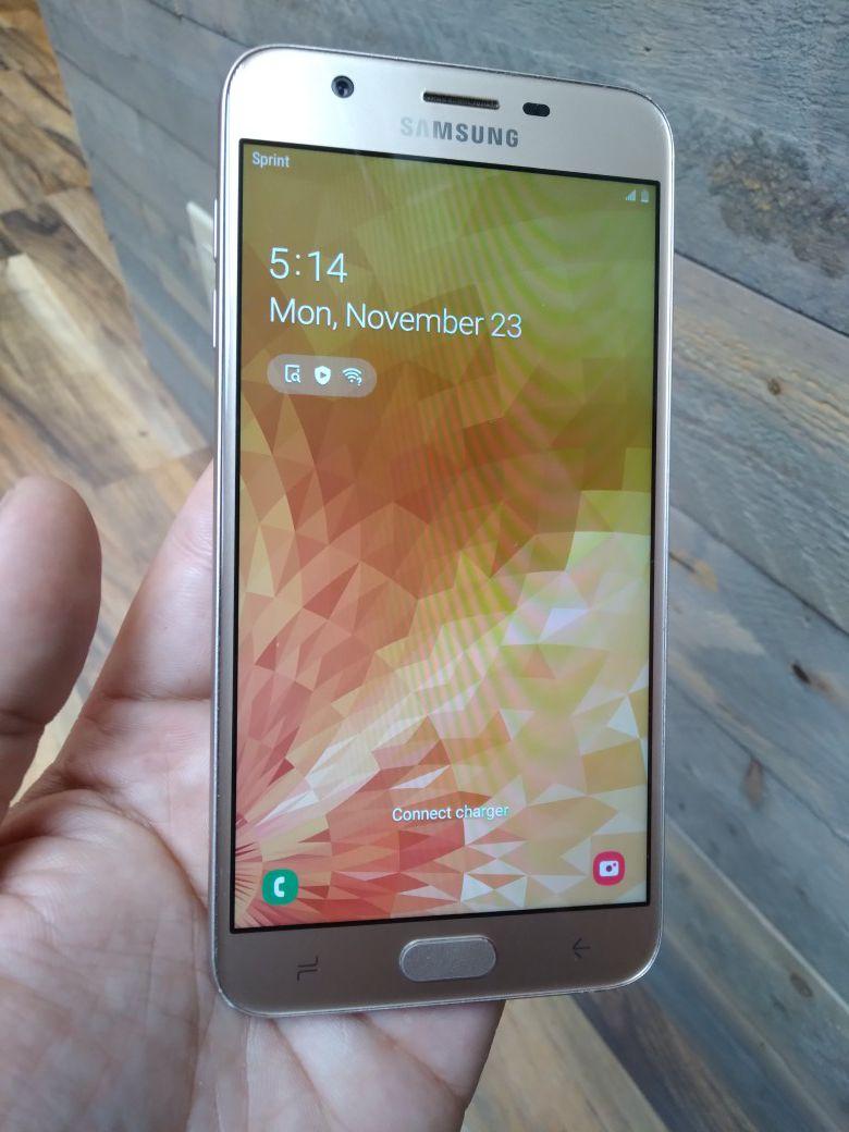Unlocked samsung Galaxy J7