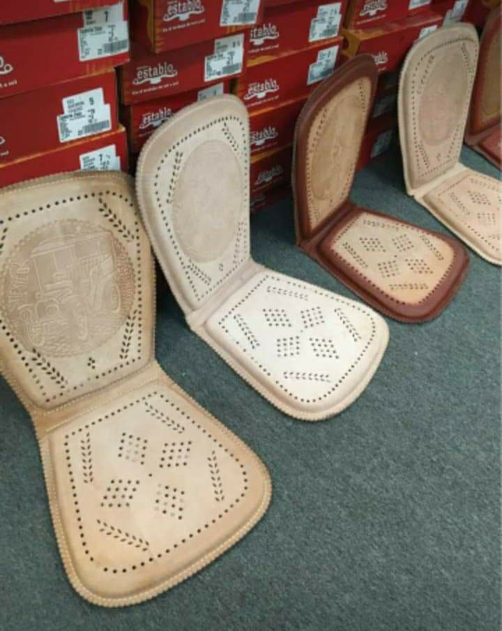 Old western seat Covers