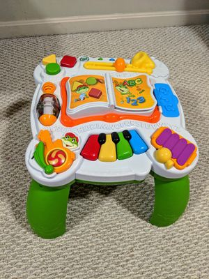 Leapfrog Learn and Groove Musical Table Activity Center for Sale in Ashburn, VA