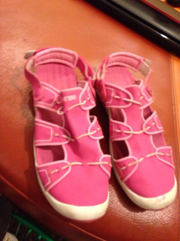 Size 6 Lands End... Shoes for