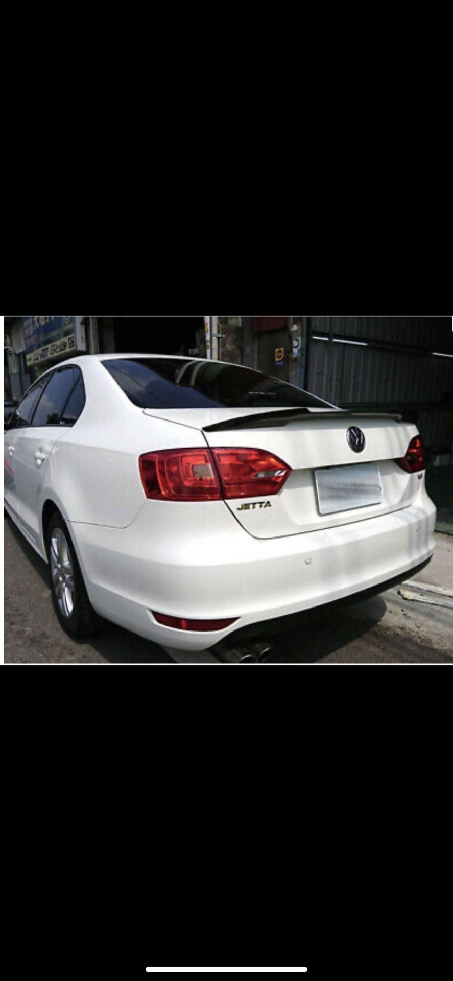 2011-2014 Volkswagen Jetta Headlights and Taillights (will sell separately)