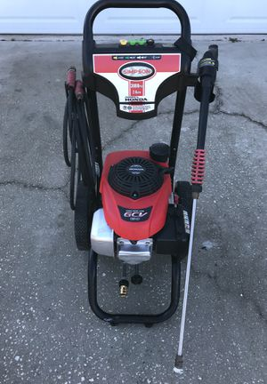 Simpson Pressure Washer powered by Honda GCV190 for Sale in Orlando, FL