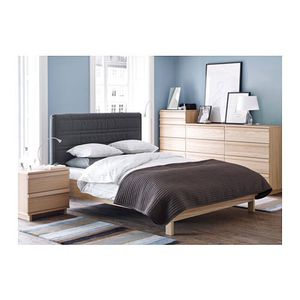 IKEA OPPLAND KING SIZED BED FRAME for Sale in Vienna, VA