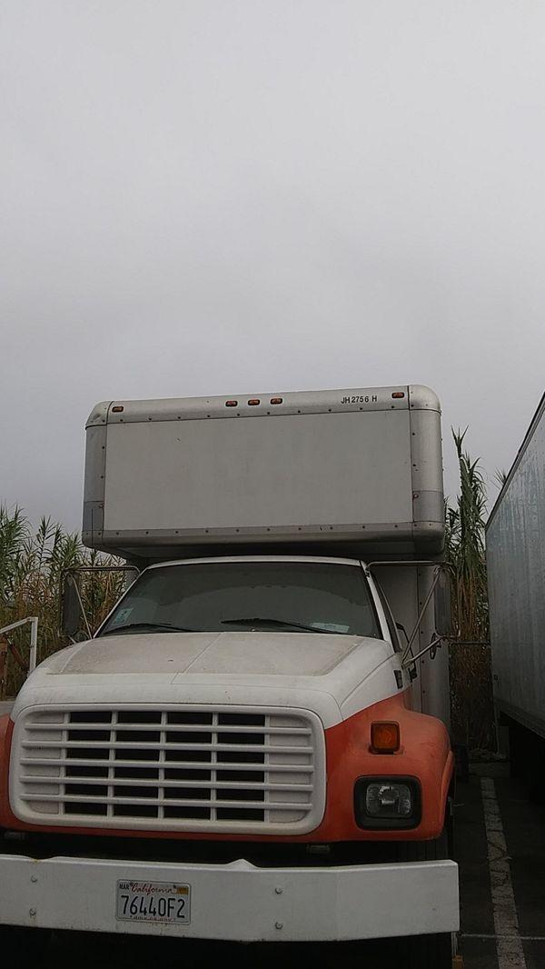 Box Truck  Moving Truck For Sale In El Cajon  Ca