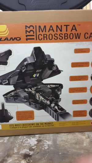 Plano crossbow case for Sale in Orlando, FL