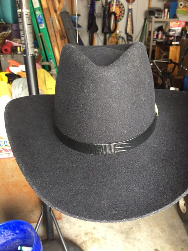Dale Earnhardt Stetson Hat for Sale in Raleigh 06ca8059eed