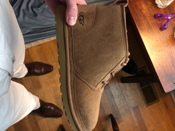 4456db886b1 Men's uggs Neumel Chukka Boots Size 10 for Sale in Tacoma, WA - OfferUp