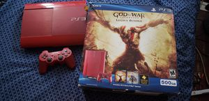 God of war limited edition ps3 for Sale in Washington, DC