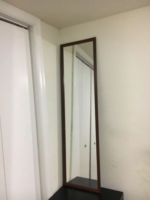 Tall mirror for Sale in Alexandria, VA