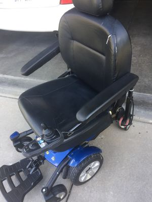 Jazzy Power Chair For Sale Only 2 Left At 75