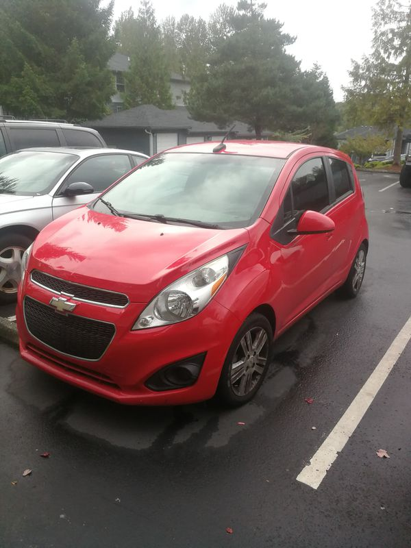 chevy spark 2013 for sale in renton wa offerup. Black Bedroom Furniture Sets. Home Design Ideas