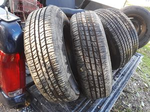 Tires with rim's for Sale in Reisterstown, MD