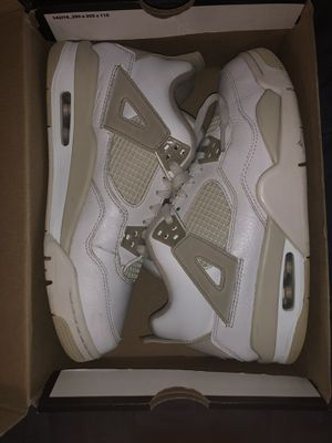 jordan retro 4s sand still fresh for Sale in Washington, DC