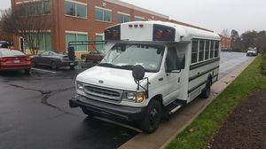 School bus 2000 Ford f450 7.3 diesel engine for Sale in Dulles, VA