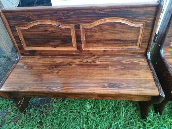 Wooden Storage Bench For Sale In Virginia Beach Va Offerup