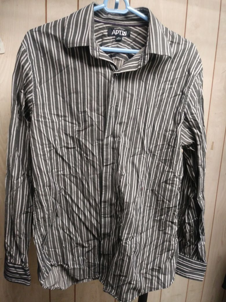 Camisa de hombre de vestir zize M