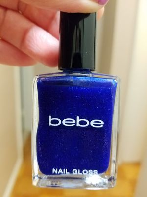 NEW Bebe Nail gloss for Sale in Bethesda, MD