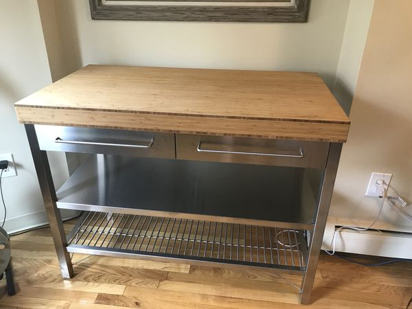 Ikea rimforsa work bench for sale in boston ma offerup for Ikea rimforsa work bench