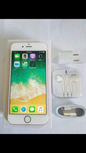 iPhone 6S,,Factory Unlocked Excellent Condition,(As Like Almost New) for Sale in Springfield, VA