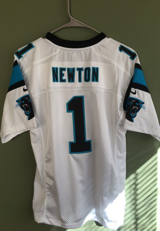 official photos 31430 0e506 NEVER USED! Kids Cam Newton Rookie Home Jersey. for Sale in Charlotte, NC -  OfferUp