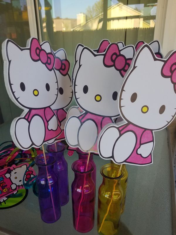 Hello Kitty Party Decorations For Sale In Moreno Valley Ca Offerup